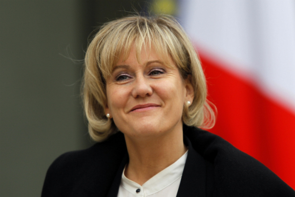 Nadine Morano en novembre 2010 (Charles Platiau/Reuters)