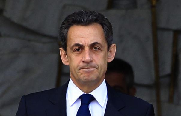 Nicolas Sarkozy le 7 mai 2012 (Yves Herman/Reuters)