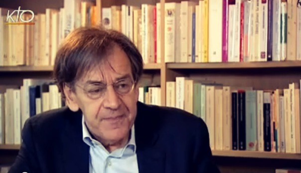 Alain Finkielkraut (capture d'écran)